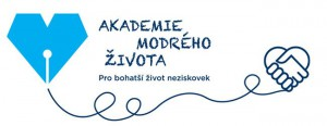 Akademie Modrého života - logo