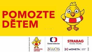 Logo Pomozte dětem 2021